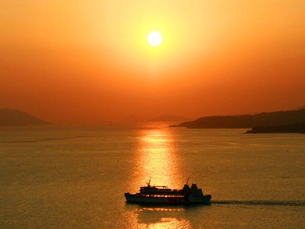 日本夕陽百選の絶景