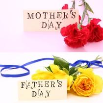 母の日&父の日