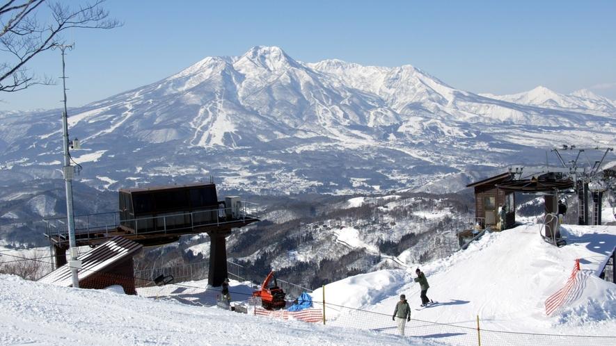 *タングラムスキー場/サラサラパウダースノーでウィンターシーズン満喫!