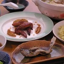 10プラン軽め夕食