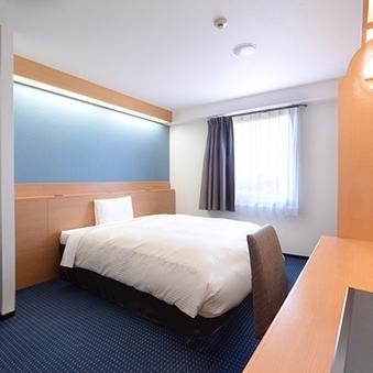 ゆったり1ベッド【禁煙】☆21平米・ベッド幅150cm