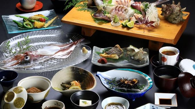 【直前割】≪海鮮会席≫壱岐の海鮮をたっぷり。海鮮ざんまいプラン♪