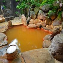 -月の間- 庭園露天風呂