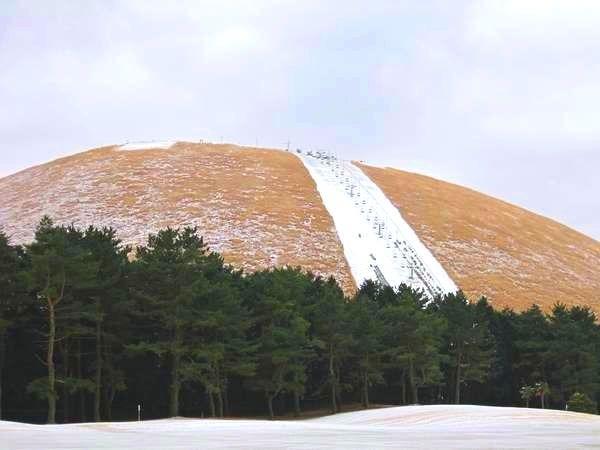 大室山(冬)
