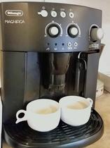 コーヒーは引き立てを♪
