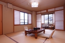 和室10畳(寿老人)の部屋