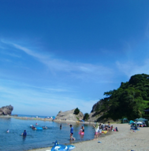 海水浴風景