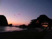 夕陽のいまご荘