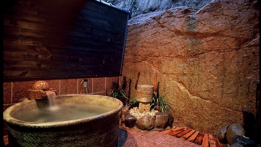 【温泉】小さな露天風呂