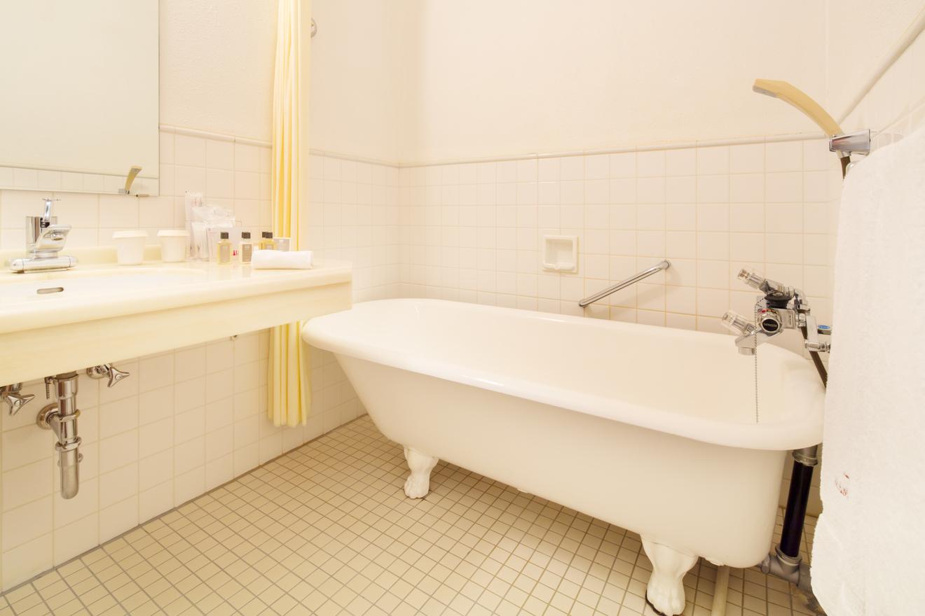 アルプス館バスルーム