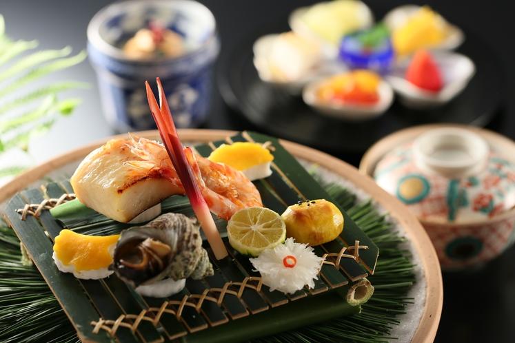 和食イメージ(焼物)