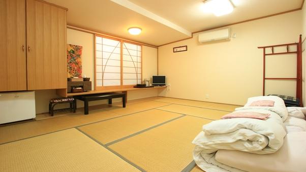 【禁煙】落ち着く畳のあるお部屋和室10畳
