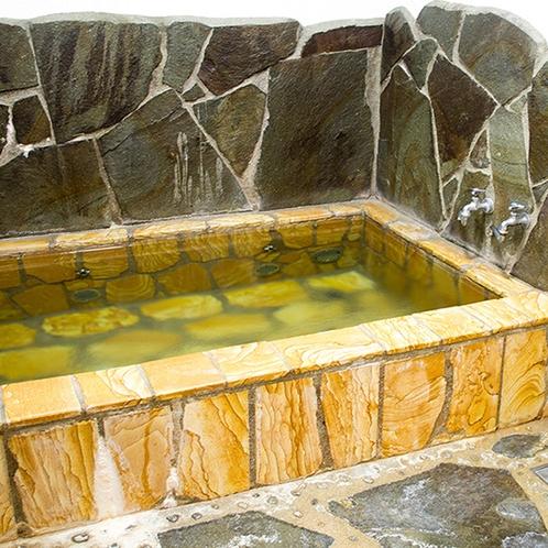 別館にも貸切風呂完備