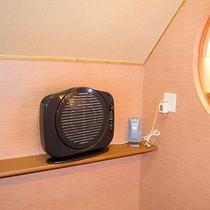空気清浄機付き喫煙室/別館