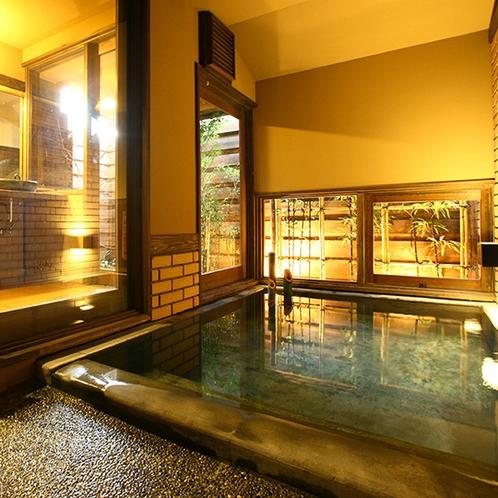 貸切風呂/椿の湯