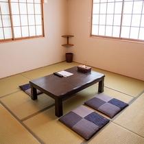 シンプルな和室。お部屋にこだわりのない方向け/別館和室8畳一間