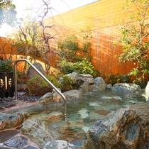 風月の湯 野天風呂