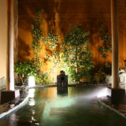 風月の湯 露天風呂