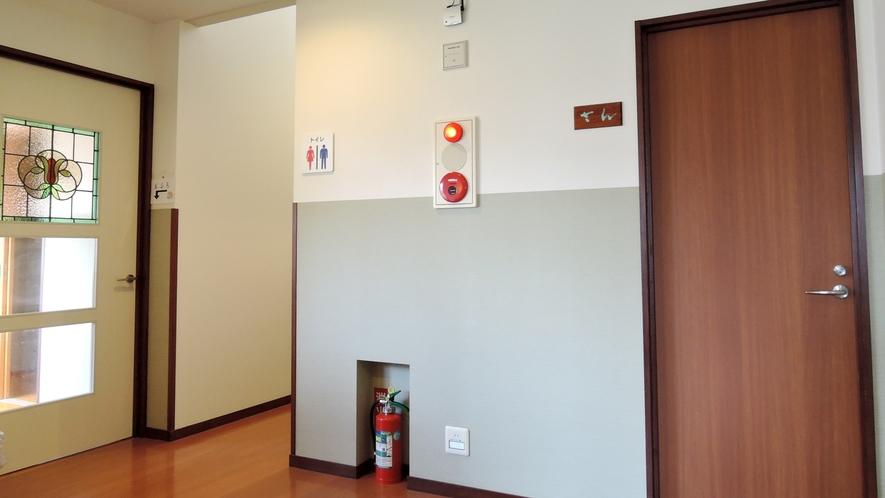 *館内/共用トイレ