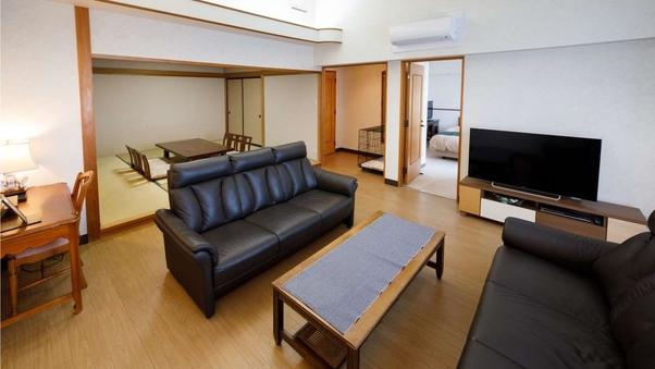 ■Jrスイート76平米/【和洋室】【禁煙】