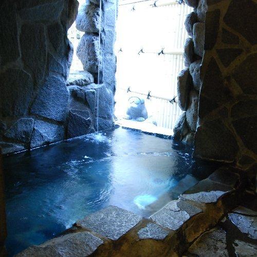 貸切洞窟「もぐら風呂」