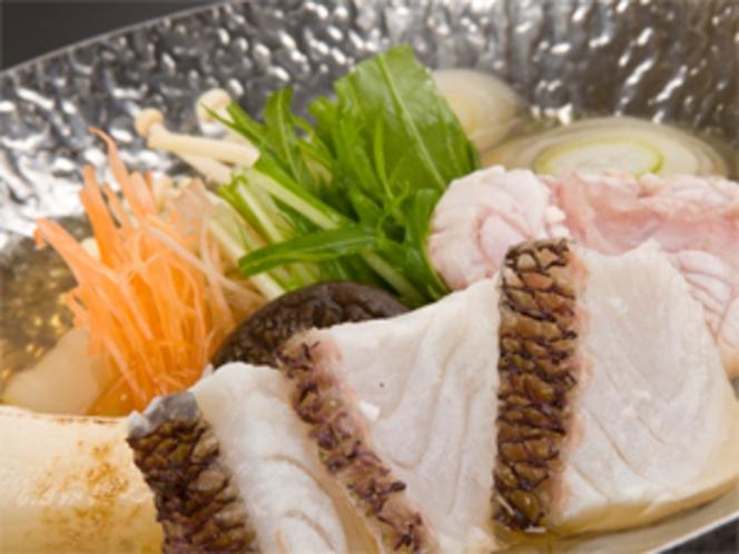 真鯛の海鮮鍋