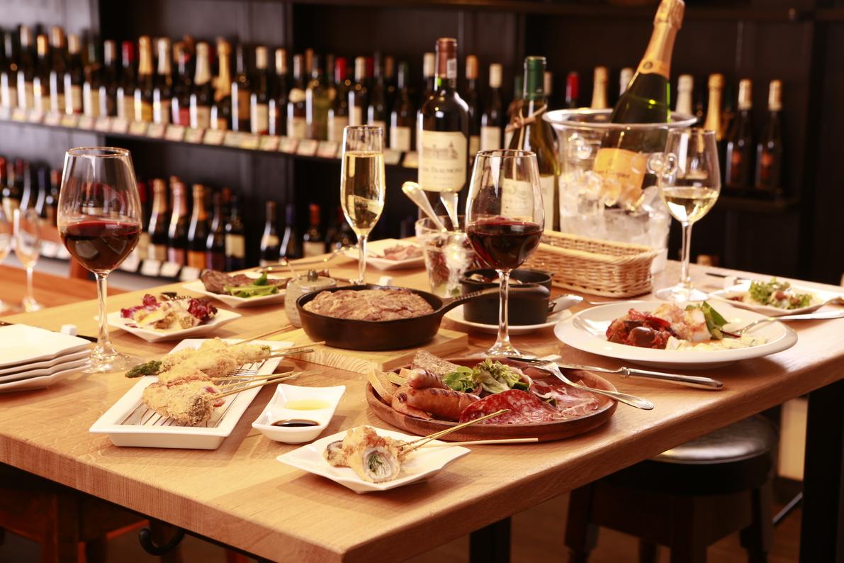 ワイン酒場。料理(2)
