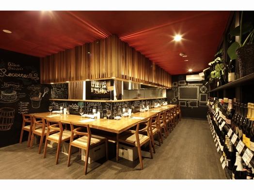 【長野県民限定】夜はワイン酒場。朝はレストランで◎大満足の夕朝食付き12時チェックアウト