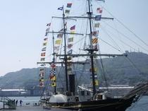 「2011長崎帆船まつり」