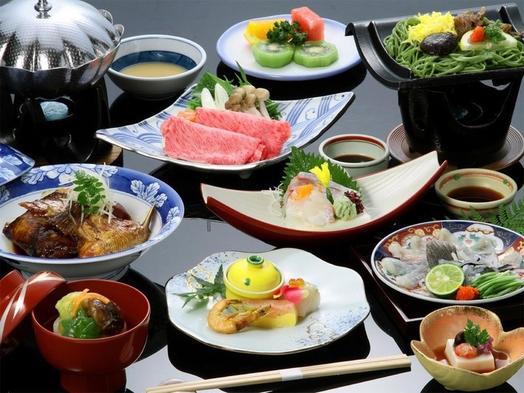 【維新・萩の七彩】お気軽献立、萩満喫。萩の地魚・長州名物「瓦そば」など旬の七品を食す♪