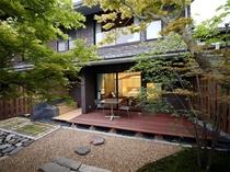 露天風呂付客室【ガーデンスイート四季庭】
