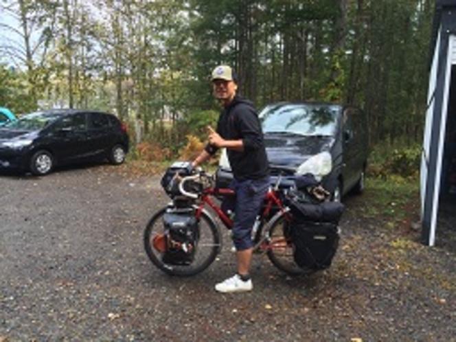 バイク、二輪の旅