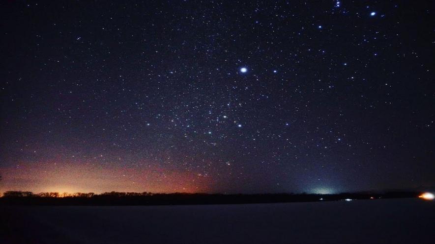 帯広八千代の星空
