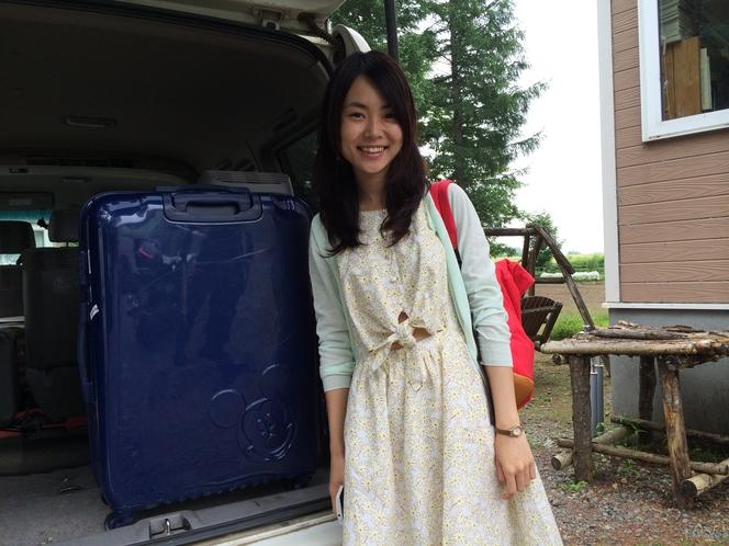 海外から女子旅応援