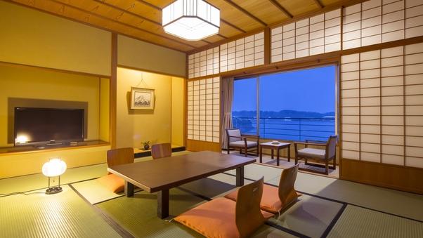 ◆標準客室◆ 月の棟:和室10〜16.5畳