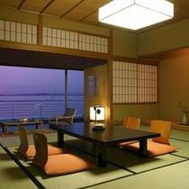 舟の棟客室