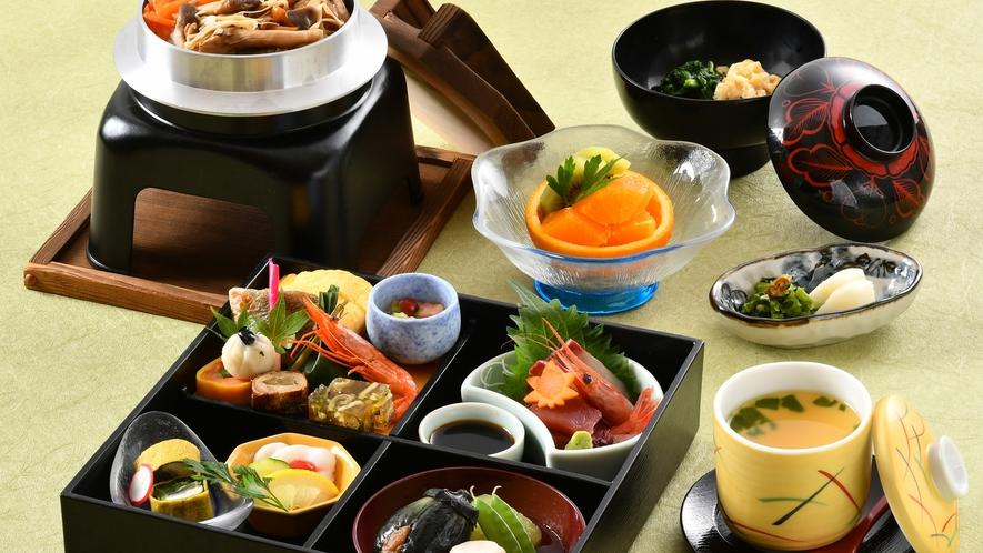 【昼食】梅鉢 イメージ写真