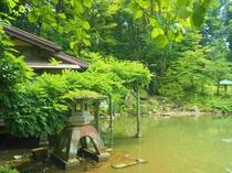 兼六園(瓢池)