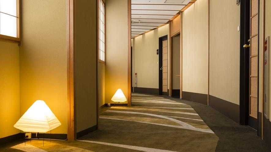 【天空フロア】客室廊下