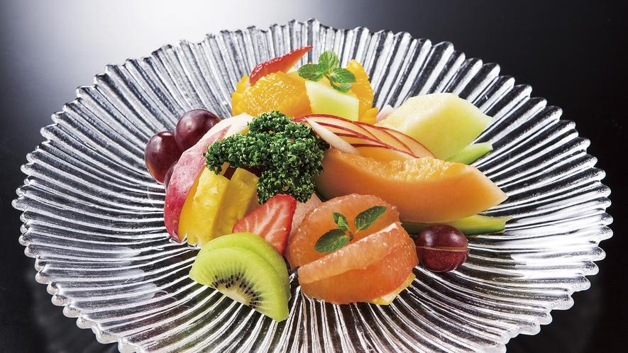 別注料理 フルーツ盛り合わせ