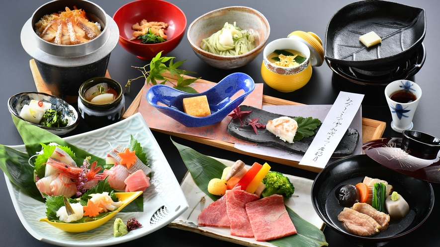地産地消の加賀伝統料理 イメージ画像