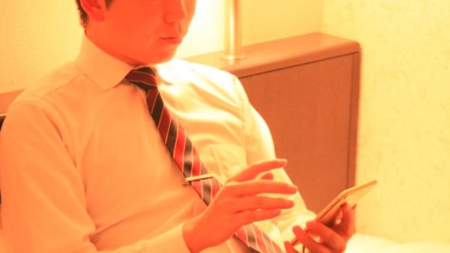 【部屋】シングルルーム(ビジネス)