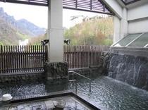 展望露天温泉「黒岳の湯」