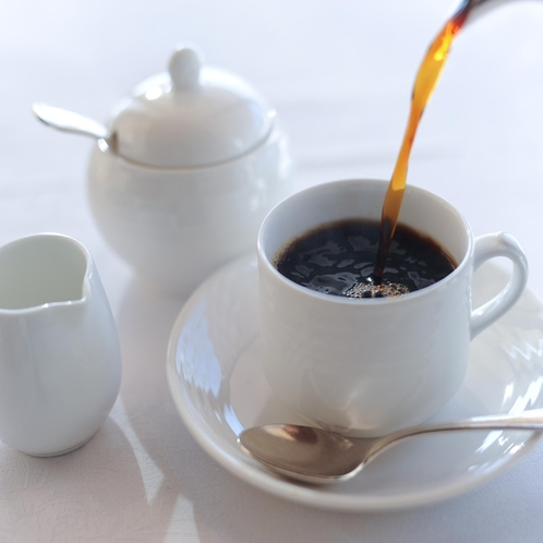 シェフこだわりのブレンドコーヒー
