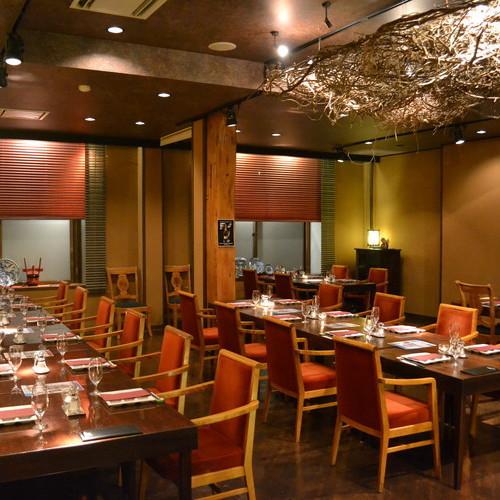 レストラン(沙羅)