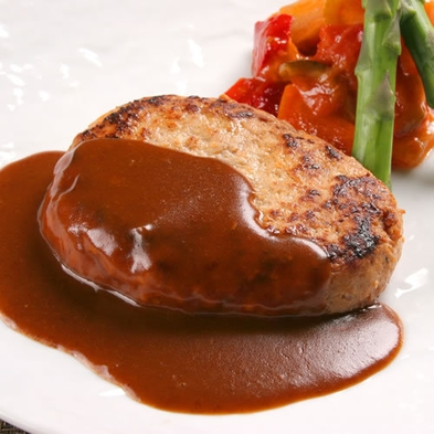 【1泊3食】グランピングでランチバーベキュー!ご夕食は手作りハンバーグ食べ放題(ご到着日ランチ)