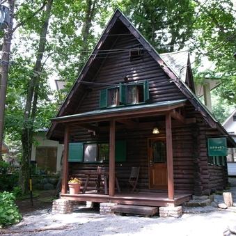 ログキャビン Log Cabin