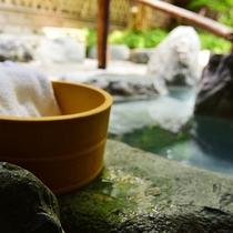PH11.3のアルカリ性温泉