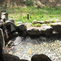自然を眺めながらリラックス♪【露天風呂】
