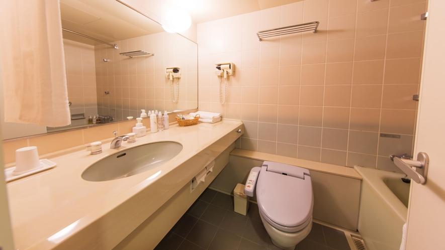 ■スタンダードルーム バスルーム